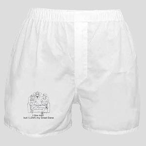 N Men Great Dane Boxer Shorts