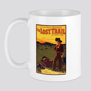 The Lost Trail Mug