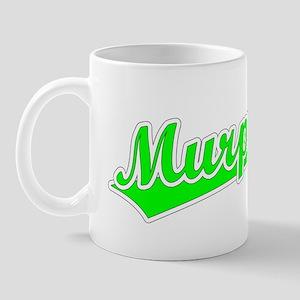 Retro Murphy (Green) Mug
