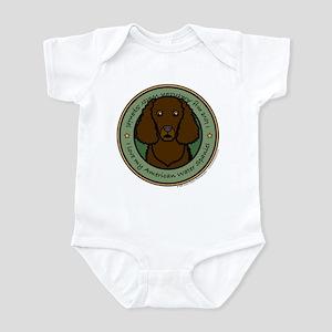 Love My AWS Infant Bodysuit