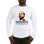 SNOBAMA '08 anti-Obama Long Sleeve T-Shirt