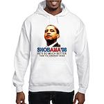SNOBAMA '08 anti-Obama Hooded Sweatshirt