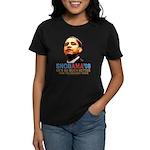 SNOBAMA '08 anti-Obama Women's Dark T-Shirt