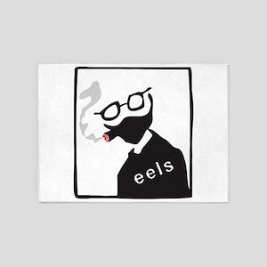 Like Eels New T-Shirt Mens Womens K 5'x7'Area Rug