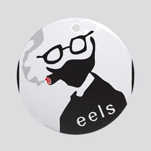 Like Eels New T-Shirt Mens Womens K Round Ornament