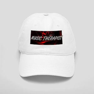 Music Therapist Professional Job Design Cap