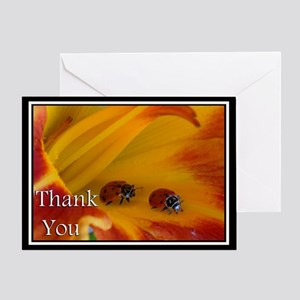 Thank You Ladies Greeting Card