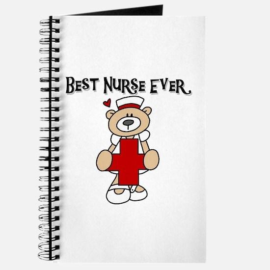Best Nurse Ever Journal