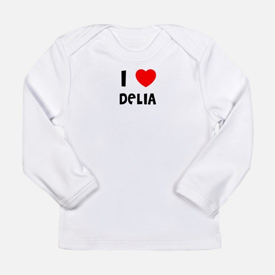Delia_cheri Long Sleeve T-Shirt