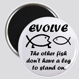 Funny Magnet (Darwin/ Atheism)