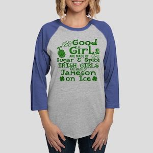 Good Girls Are Made Of Sugar & Long Sleeve T-Shirt