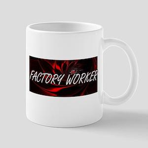 Factory Worker Professional Job Design Mugs