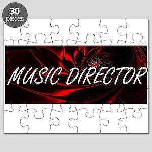 Music Director Professional Job Design Puzzle