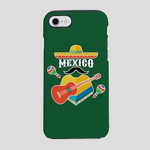 Mexico Hombre iPhone 8/7 Tough Case