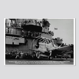 F6F Hellcat Postcards (Package of 8)