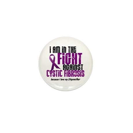 In The Fight Against CF 2 (Stepmother) Mini Button