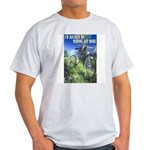 Green Bicycle Light T-Shirt