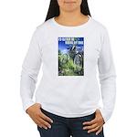 Green Bicycle Women's Long Sleeve T-Shirt