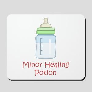 RPG Milk Healing Potion Mousepad