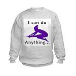 Gymnastics Sweatshirt - Anything