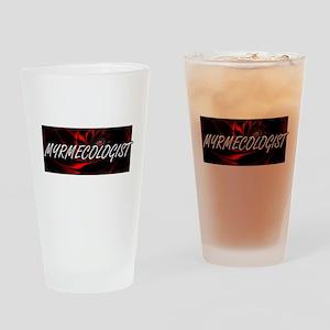 Myrmecologist Professional Job Desi Drinking Glass
