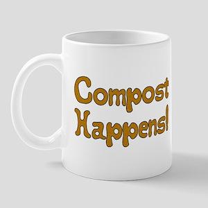 Compost Happens! Mug