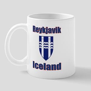 The Reykjavik Store Mug
