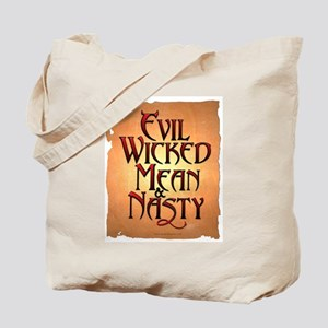 Evil Wicked Tote Bag
