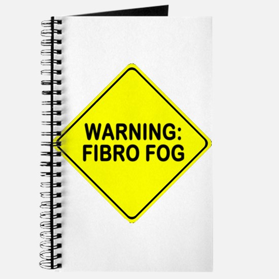Warning: Fibro Fog Journal