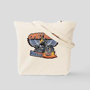 Open Road Motorcycle Tote Bag