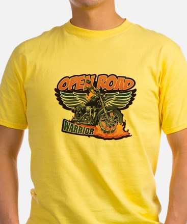 Open Road Motorcycle T