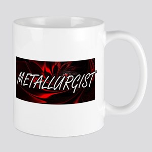 Metallurgist Professional Job Design Mugs