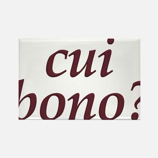 CleverDonkey Cui Bono Magnets