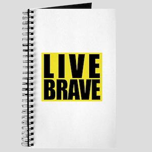 Live Brave Journal