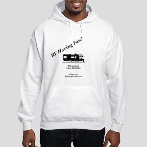 RV Having Fun - 1 Sweatshirt