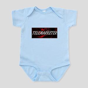 Telemarketer Professional Job Design Body Suit