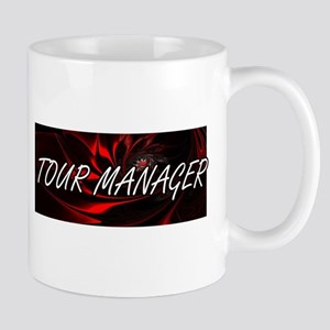 Tour Manager Professional Job Design Mugs
