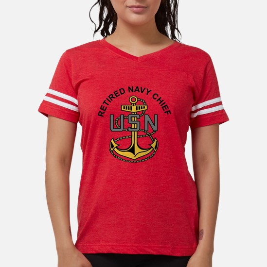 RETIREDNAVYCHIEF T-Shirt