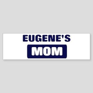 EUGENE Mom Bumper Sticker