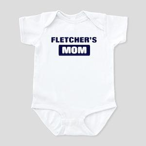 FLETCHER Mom Infant Bodysuit