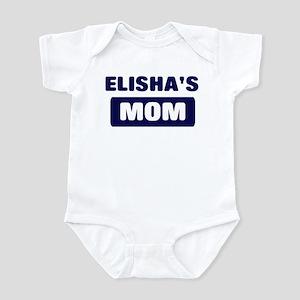 ELISHA Mom Infant Bodysuit