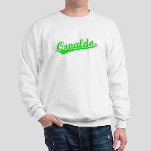 Retro Osvaldo (Green) Sweatshirt