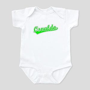 Retro Osvaldo (Green) Infant Bodysuit