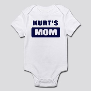 KURT Mom Infant Bodysuit