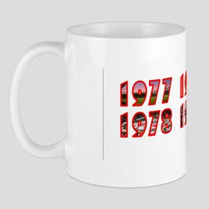 Liverpool F.C. Champions League Winners Mug