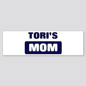 TORI Mom Bumper Sticker