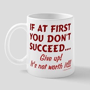 Success Two Mug