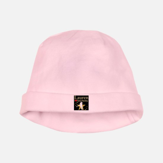 HOCKEY GIRL Baby Hat
