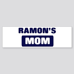 RAMON Mom Bumper Sticker