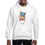 sea cow Hooded Sweatshirt